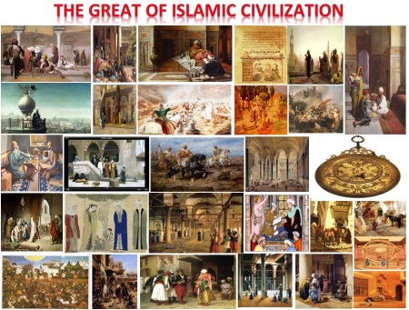the great of islamic civilization
